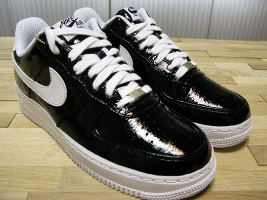 patent leather air force 1