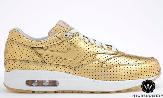 "Nike Air Max 1 ""Olympic Perforated Metal Pack"" 