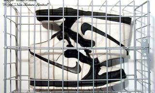 "Nike Dunk Hi Premium TZ ""Ueno Panda"""