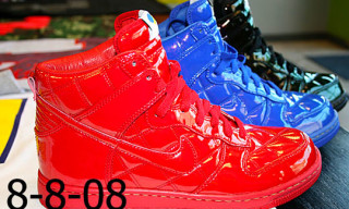 """Nike Sportswear Fall 2008 """"Quilted Patent"""" Pack"""