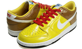 "Nike Dunk Low ""Spongebob"""