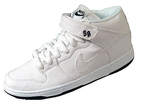 "57532b69d83f15 ... the sneaker community cannot help but remember the all white Dunk Pro  Low SB ""Toyko"""