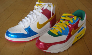 "Nike Fall 2008 ""Multicolor Patent"" Pack"