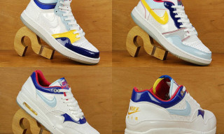 Nike Tanabata Pack – Air Max 1/Court Force Low/Court Force High