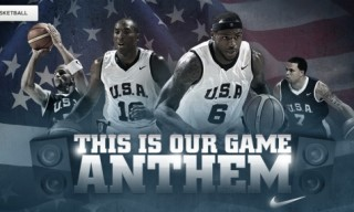 "Nike USA Basketball – ""This Is Our Game"" By Just Blaze"