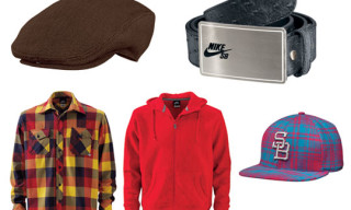Nike SB August 2008 Apparel And Accessories