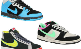 New Nike SB Releases – Blazer/Dunk Mid Pro/Dunk