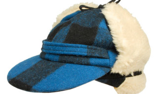 Number (N)ine Check Wool Hat