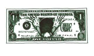 "Original Fake ""Dollar"" Graphic"