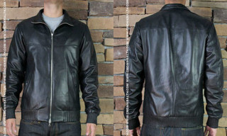 Original Fake Leather Jacket