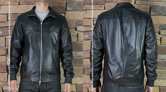 Original fake leather jacket highsnobiety for What is faux leather to real leather