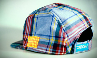 Official Neu Camp 5-Panel Caps