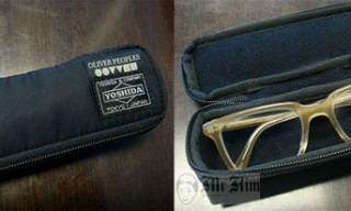 Yoshida & Co. Case for Oliver Peoples