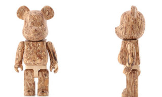 Openers x more trees ECO VALUE WOOD 400% Bearbrick