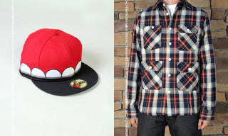 Original Fake Fall/Winter 2008 – 4 Pocket Shirt And New Era Cap