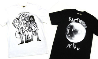 """PAM Summer 2008 """"Archive"""" T-Shirts"""
