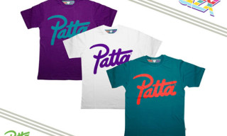 Patta aZX Project T-Shirts