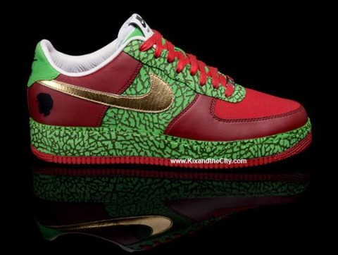 best sneakers 57b2d 9912e ... low supreme io We were already happy to show you the halfway decent  images of both colorways of the nike air force 1 questlove Questlove ...