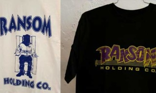 Ransom Fall '07 T-Shirt Release
