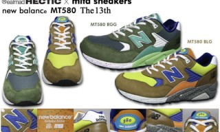 Mita Sneakers x Real Mad Hectic New Balance MT580