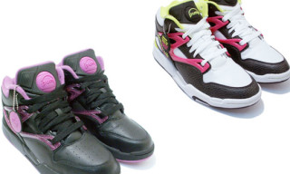 "Reebok Pump Omni Lite ""Bring Back"" And Reebok Pump Omni Lite ""Rad Pack"""