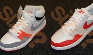 """Nike AF1 """"Bobbito"""" Hi Teaser"""