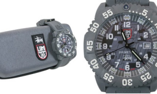Stussy x Delta x Luminox Watch