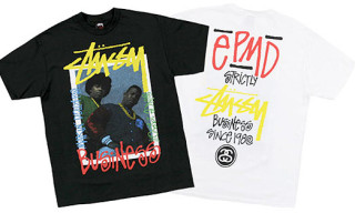 "Stussy x EPMD ""Strictly Business"" T-Shirts & Event"