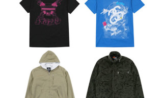 Stussy Fall 2008 Collection