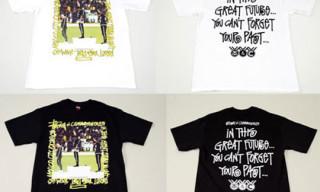 "Commonwealth x Stussy ""68"" T-Shirt"