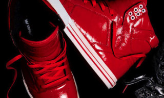 Supra NS Skytop Patent Red
