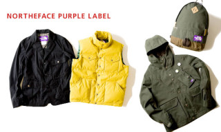 The North Face Purple Label Fall/Winter 2008