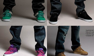The Hundreds Fall 2008 Footwear Teaser