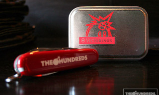 The Hundreds x Victorinox Pocket Knife