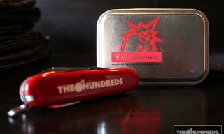 The Hundreds x Victorinox Pocket Knife