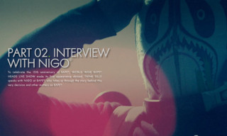Nigo Interview On Think Silly
