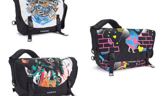 Threadless Meets Timbuk2