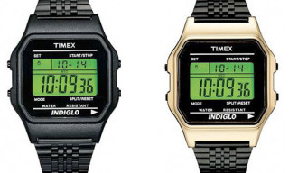 Timex Black Collection