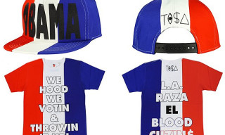 "Tisa Vision x Phenomenon – ""Obama For President"" Collection"
