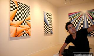 "Tofer Chin ""VIVID"" at Commissary Arts Venice, CA"