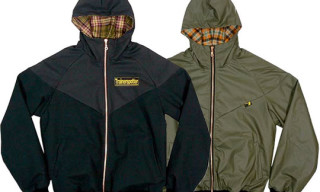End x Trainerspotter Waxed Trail Jackets