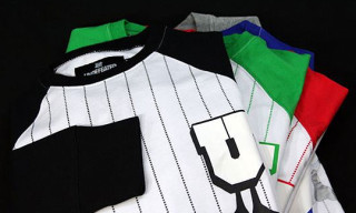 Undefeated Fall 2008 Collection Drop 1.2 – U-Man Baseball Tee & Hoodies
