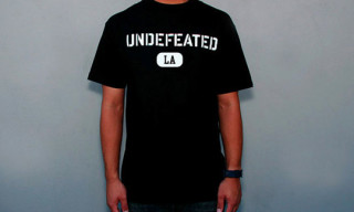 "Undefeated ""LA"" Regional T-Shirt"