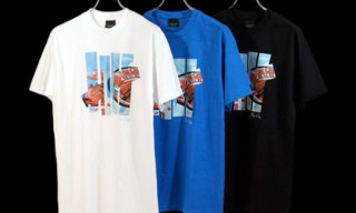 "Undefeated x SSUR ""Sin City"" T-Shirts"