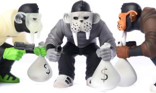 Pay Day Toy By N8 Van Dyke