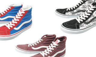 Vans Sk8 Hi Retro 30th Anniversary Series