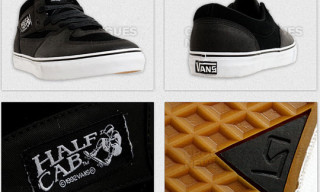 Vans Syndicate x Gabe Morford – Half Cab And Era