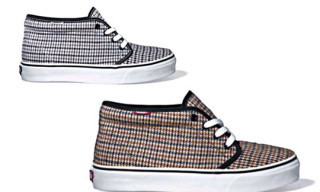 Vans Classics Fall 2008 | Chukka Tweed Pack