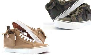 """Vans Skate Hi LX """"Cargo Pocket"""""""