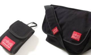 Victim x Manhattan Portage Wool Collection